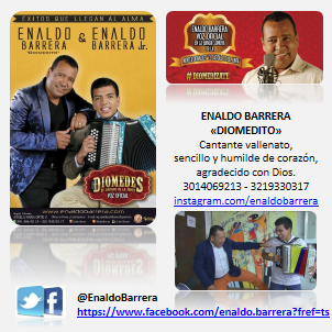 ENALDO BARRERA