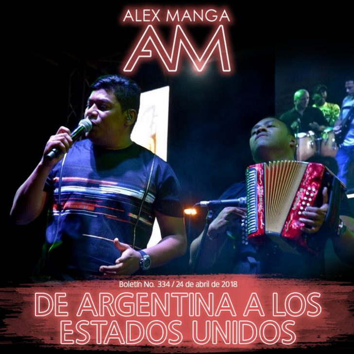 Alex Manga de Argentina a EEUU. av334