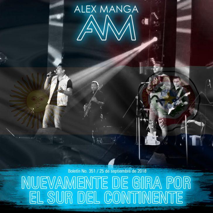 Alex Manga. Argentina y Paraguay.av351