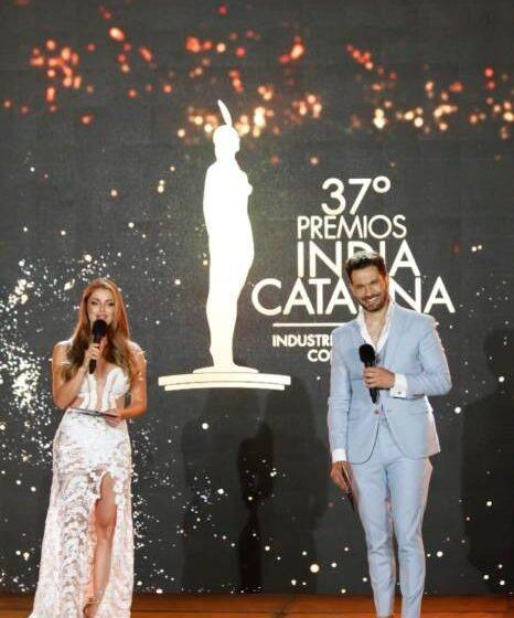 Premios India Catalina 2021: estos son los ganadores de la gala