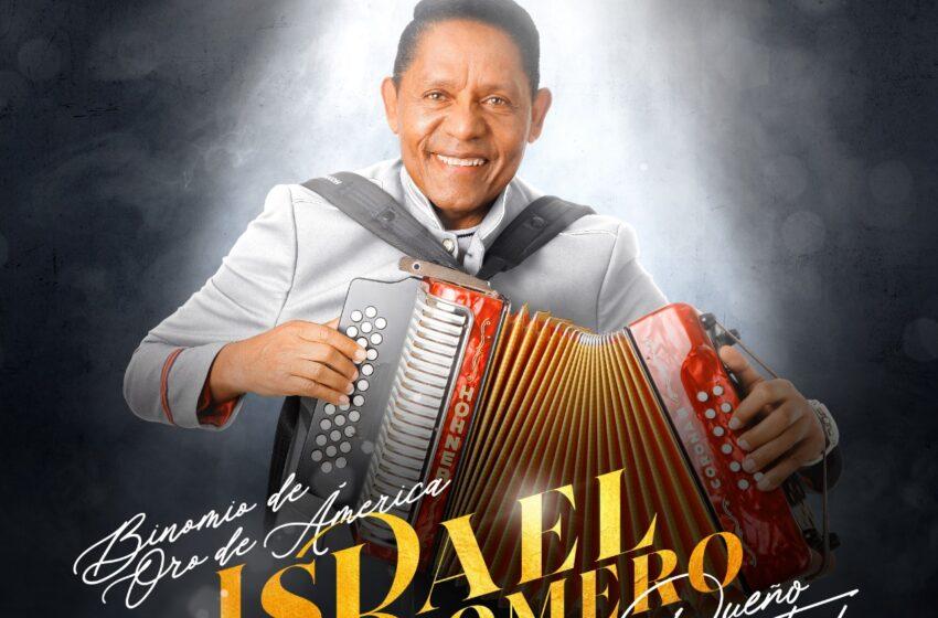 """El GRAN ISRAEL ROMERO PRESENTA """"DUEÑO DE MI TODO"""" SU NUEVO TRABAJO MUSICAL"""