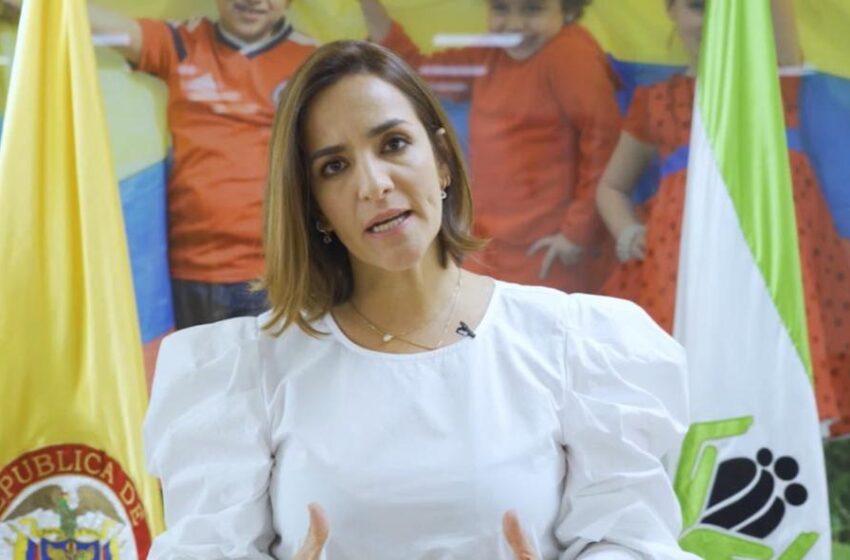 *Directora General del ICBF pide desbloqueo de vías para entregar Bienestarina a la primera infancia.*
