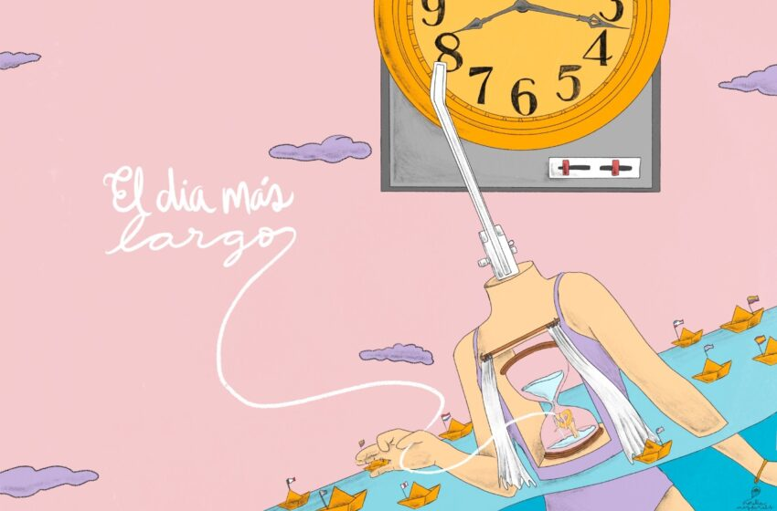 El sello discográfico Acrylic presenta el compilado musical de lo-fi latino 'El día más largo'