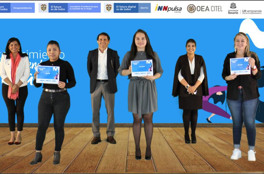 Gran alianza entre  Vicepresidencia de la República y Movistar le apuesta a convertir a Colombia en Nación de Mujeres Emprendedoras