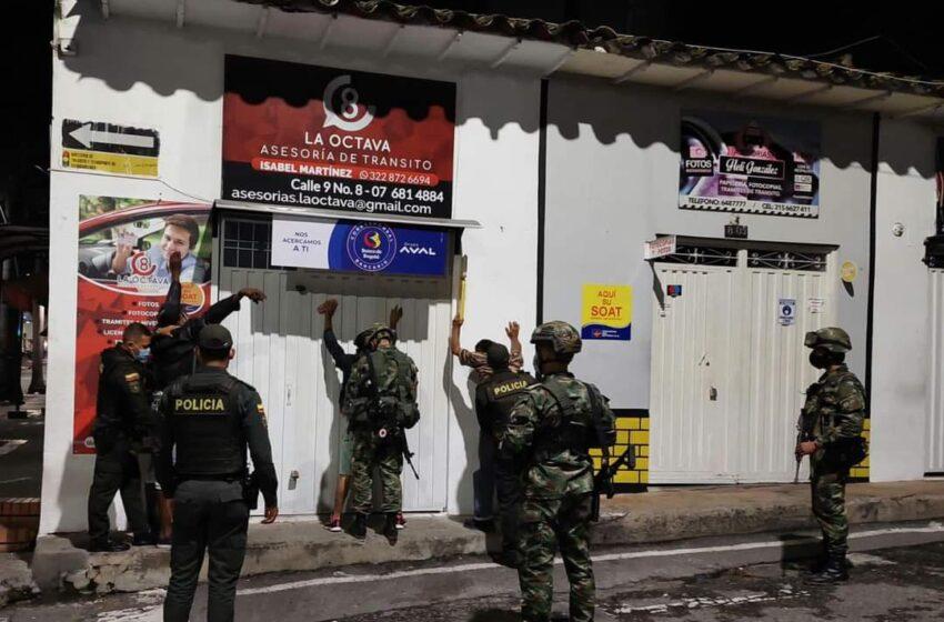 *Alcaldía de Floridablanca busca reducir los delitos en el municipio*
