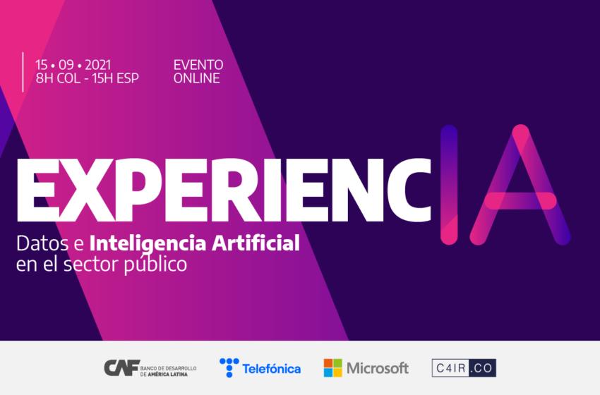 Datos e inteligencia artificial para mejorar el sector público