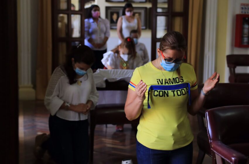 Semana por la Paz en Santander culmina con activa participación de diferentes sectores de la población