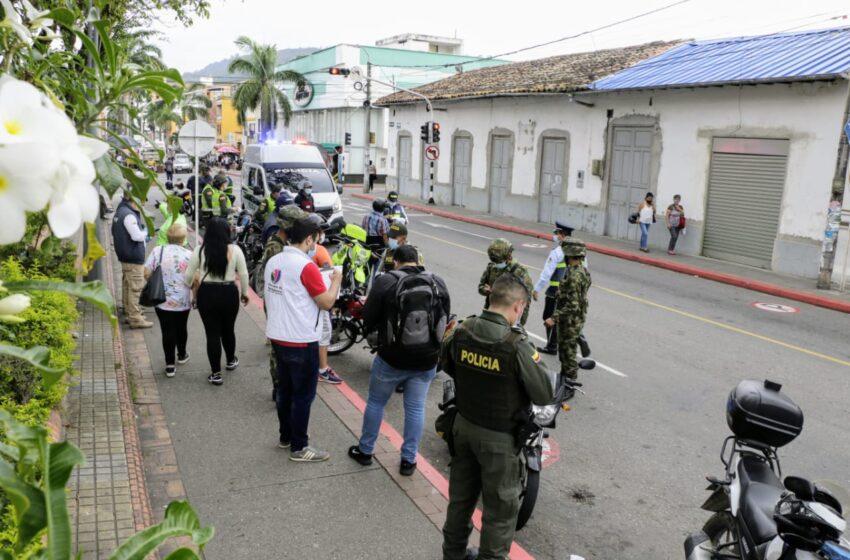 Resultados de operativos de Prevención Social y Control Migratorio ejecutados este miércoles 22 de septiembre en Floridablanca