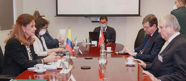 Vicepresidente-Canciller alerta sobre vulneración de la democracia en Nicaragua