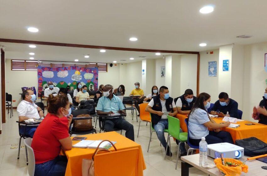 Función Pública brinda una oferta integral a entidades del nivel Territorial