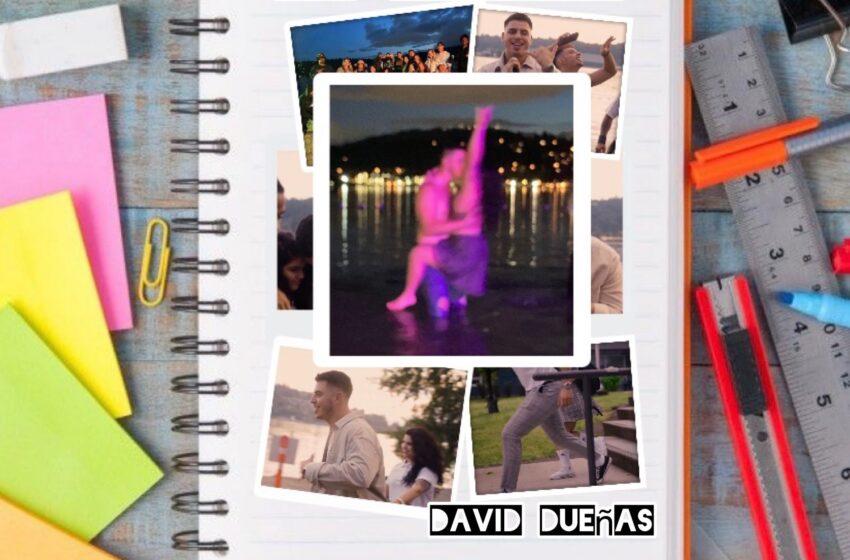 David Dueñas recuerda las locuras de su juventud en 'De recreo'