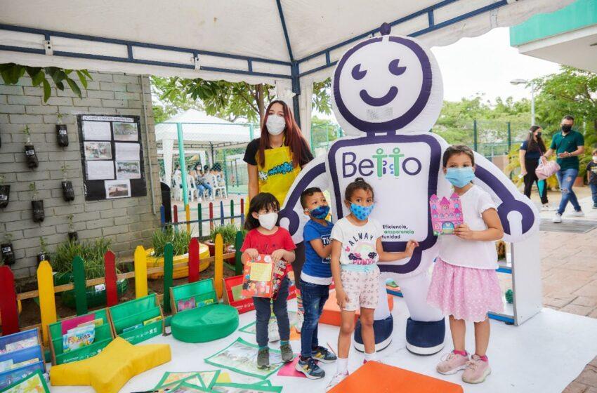 *Más de 217.000 niñas y niños reciben atención de ICBF por primera vez, gracias a BETTO*