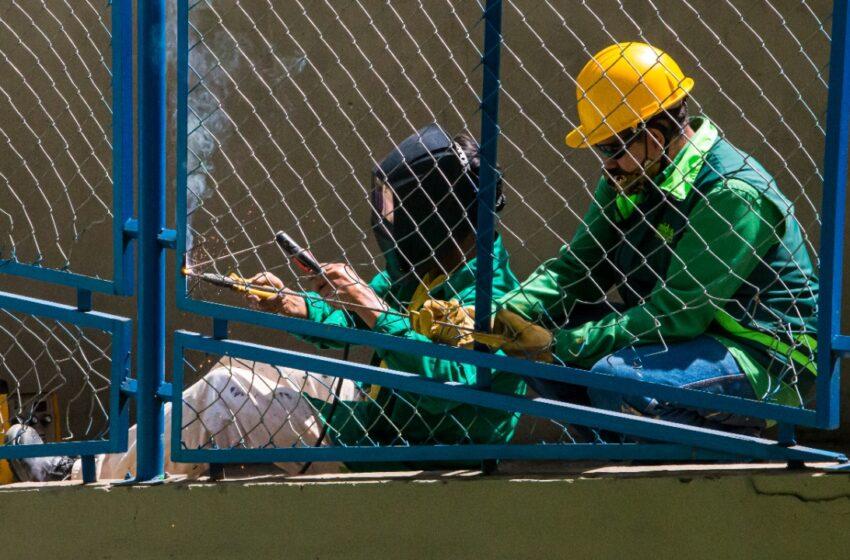 11.000 habitantes de Santana disfrutan del mejoramiento del polideportivo que realizó la Alcaldía
